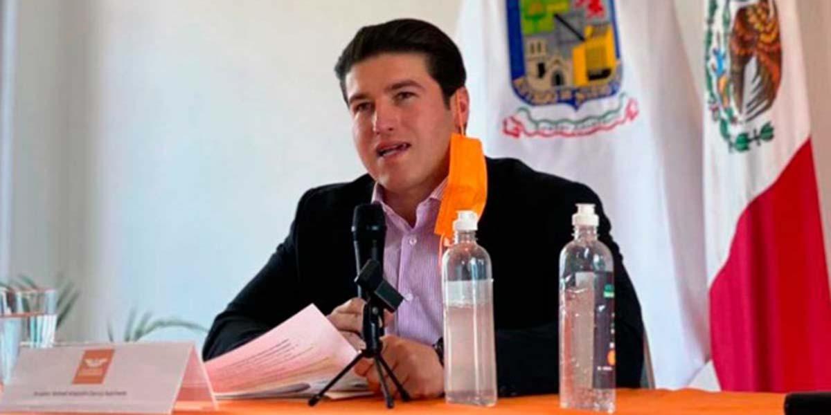 Se lanza Samuel García a la gubernatura de NL | El Imparcial de Oaxaca