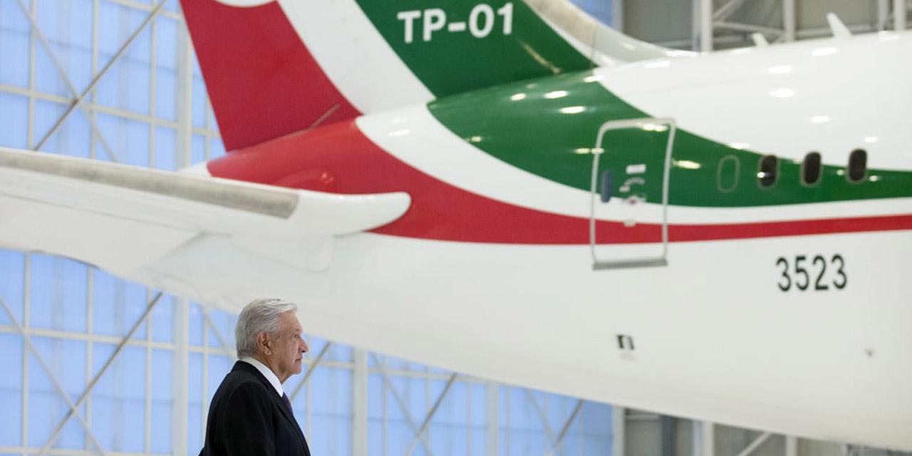 Se logró vender el 70% de boletos de rifa de avión presidencial: AMLO | El Imparcial de Oaxaca