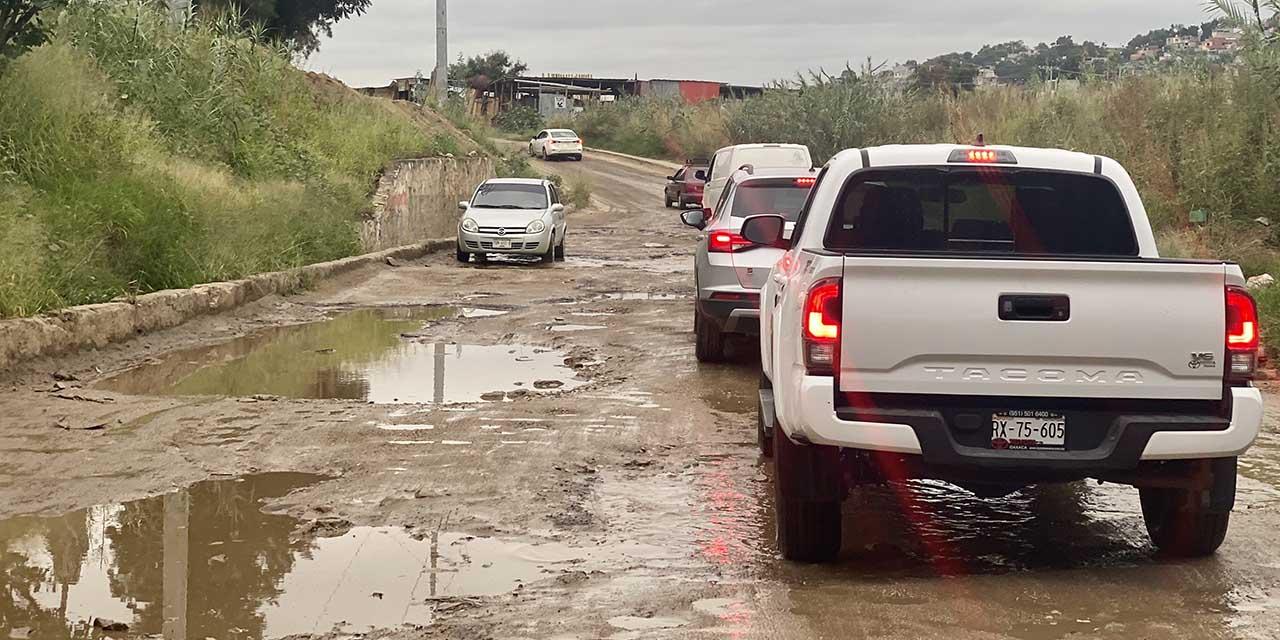 Colapsa 40% del alcantarillado de Oaxaca | El Imparcial de Oaxaca