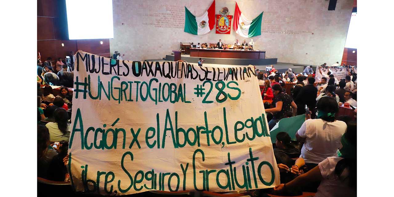 Buscan informar sobre aborto seguro en Oaxaca   El Imparcial de Oaxaca