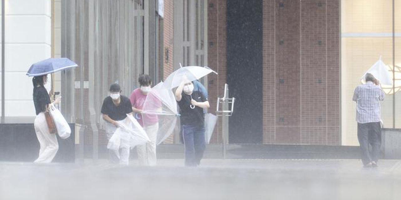 El tifón Hasihen podría convertirse en uno de los peores en afectar a Japón en décadas   El Imparcial de Oaxaca