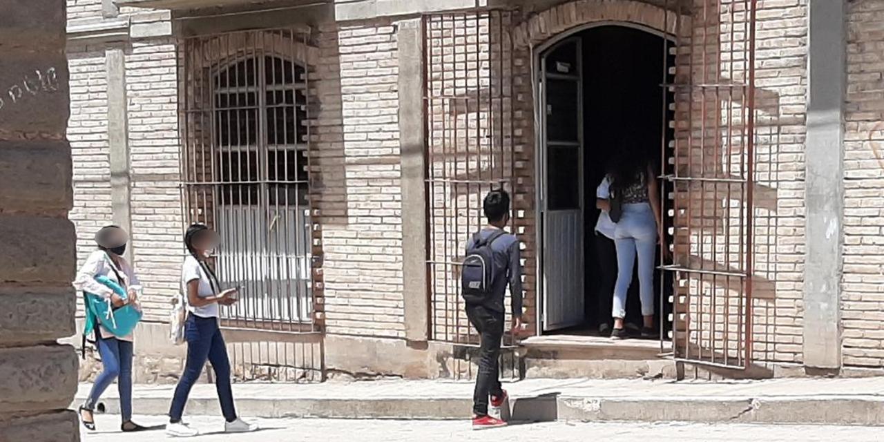 Universidad Bienestar de Cuicatlán imparte clases presenciales pese a pandemia   El Imparcial de Oaxaca