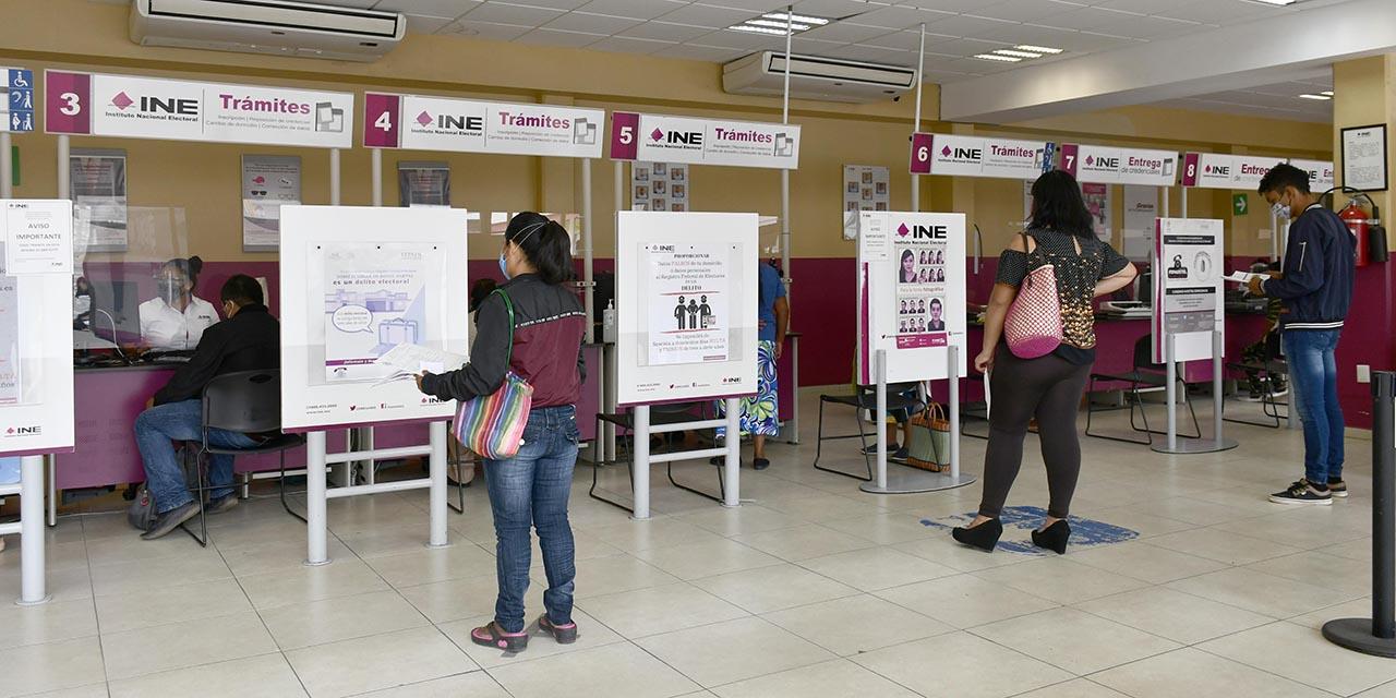 Credenciales de elector estarán vigentes hasta 2021 | El Imparcial de Oaxaca
