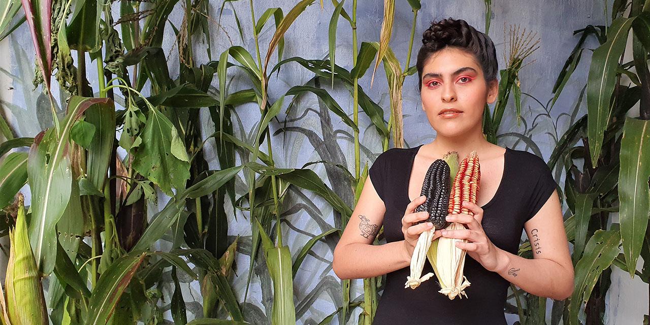 Retratan la conciencia de  proteger el maíz nativo | El Imparcial de Oaxaca