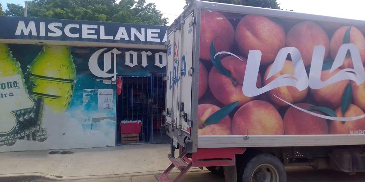 Asaltan a repartidor de lácteos en Juchitán | El Imparcial de Oaxaca
