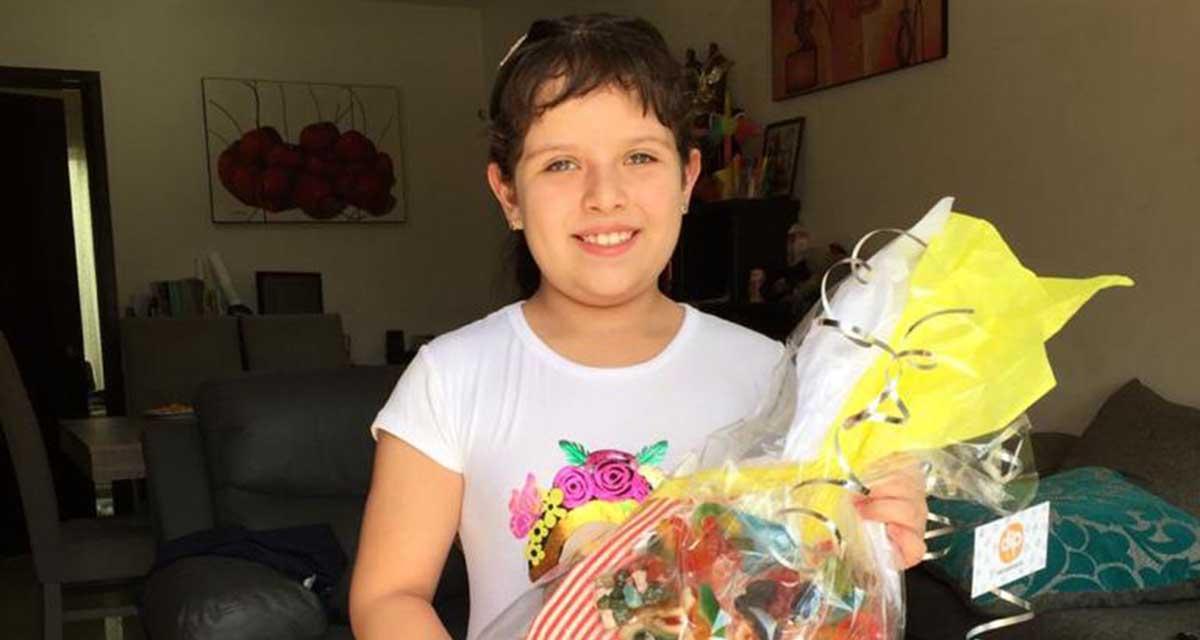 Arantza celebra nueve años | El Imparcial de Oaxaca