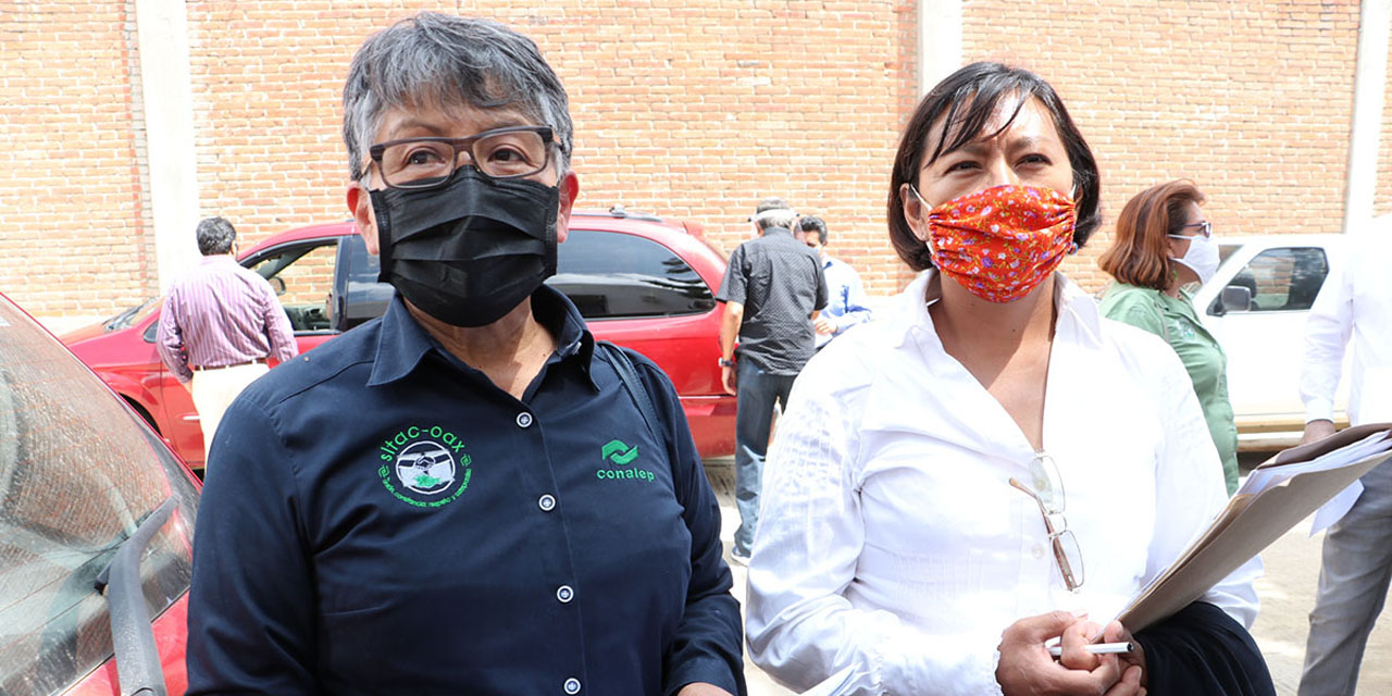 Catedrática del Conalep denuncia discriminación   El Imparcial de Oaxaca
