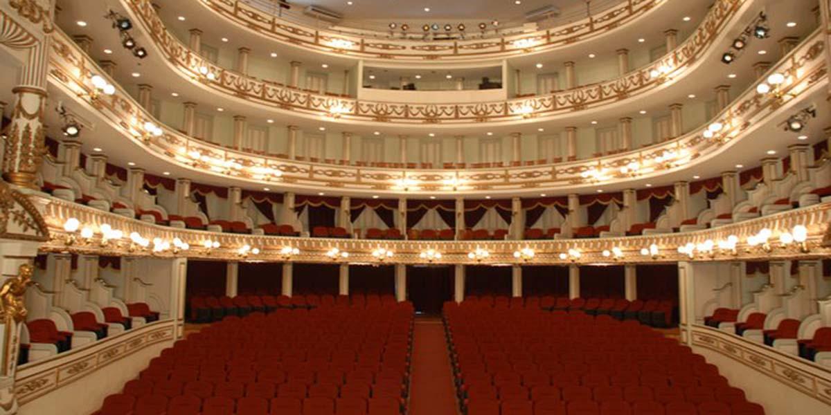 Celebran 111 años del teatro Macedonio Alcalá | El Imparcial de Oaxaca