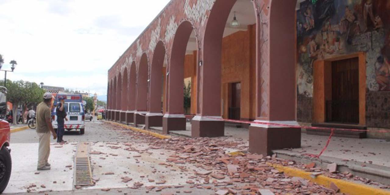 Existe más conciencia ciudadana en temas de Protección Civil   El Imparcial de Oaxaca