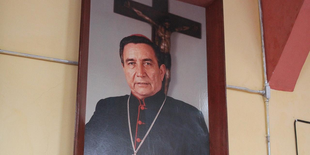 Cenizas de obispo Teodoro Enrique Pino volverán a Huajuapan | El Imparcial de Oaxaca