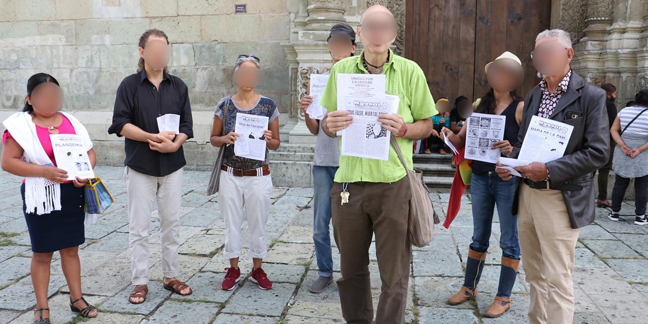 Pandemia por Covid-19 se ha sobredimensionado: activistas de Oaxaca   El Imparcial de Oaxaca