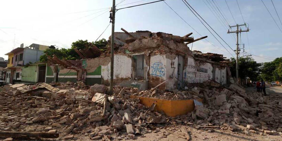 Hoy se cumplen tres años del terremoto magnitud 8.2 que sacudió Oaxaca | El Imparcial de Oaxaca