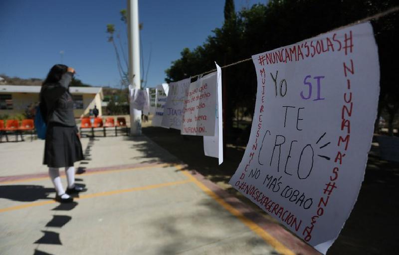 Tendederos de acoso conducen a 11 carpetas de investigación | El Imparcial de Oaxaca