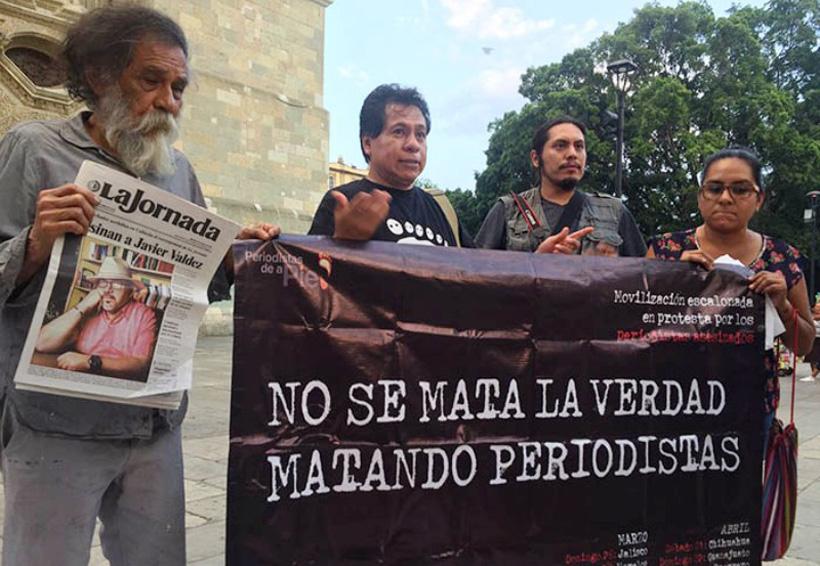 Cada 10 horas reportan una agresión a la prensa: Artículo 19 | El Imparcial de Oaxaca
