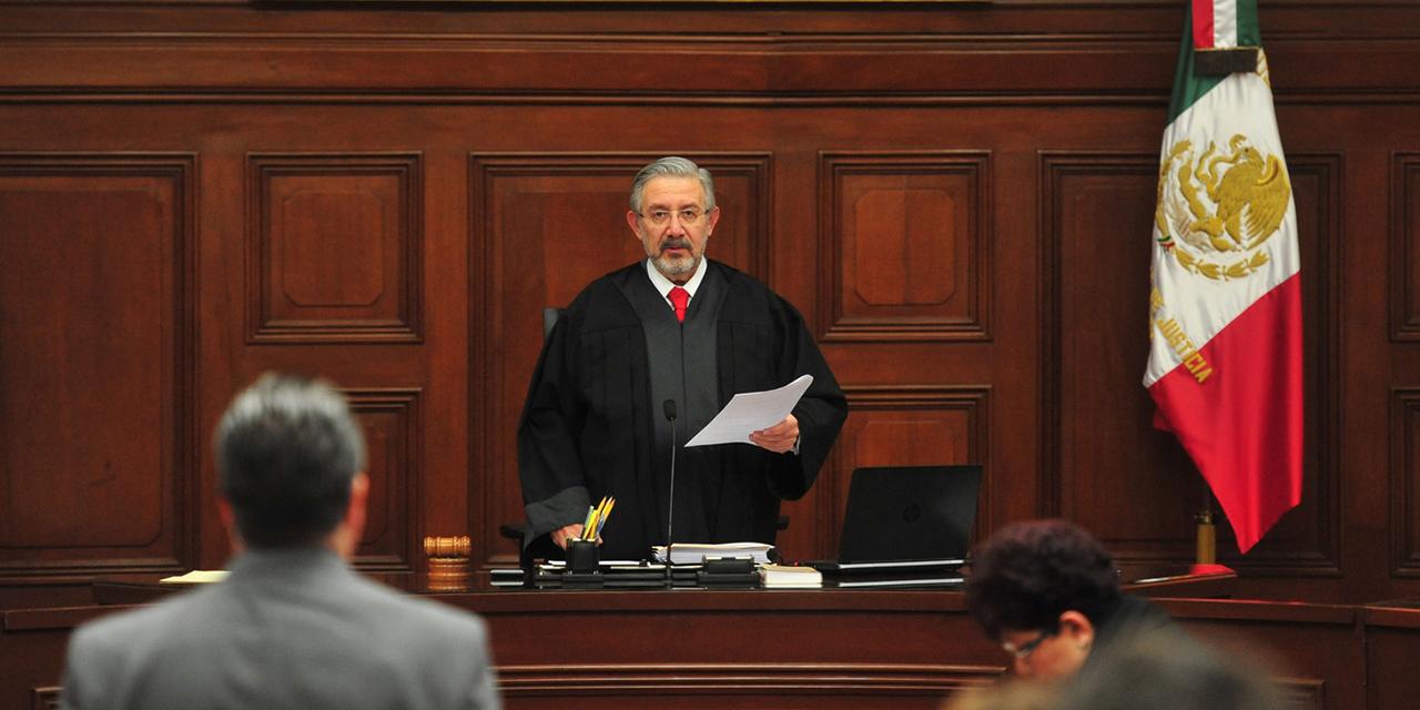 Consulta de AMLO es inconstitucional: Ministro de la Corte | El Imparcial de Oaxaca
