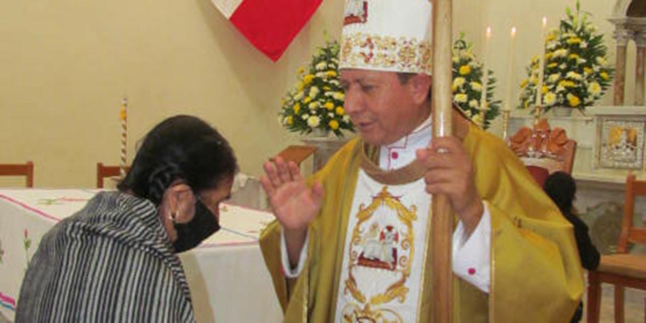 Guadalupe A. Ruiz Urquín, nuevo obispo de Huautla | El Imparcial de Oaxaca