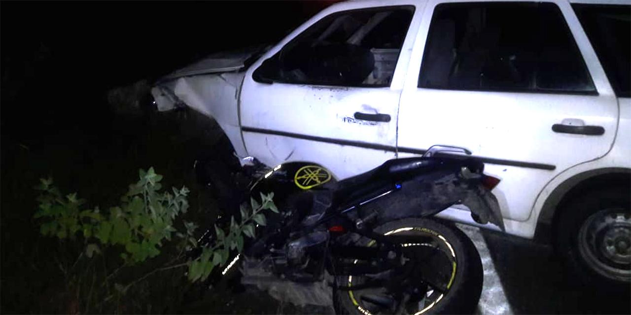 Accidente en carretera a Puerto Escondido   El Imparcial de Oaxaca
