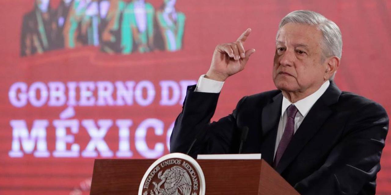 Suprema Corte resolverá admisión de Controversia Constitucional contra AMLO   El Imparcial de Oaxaca