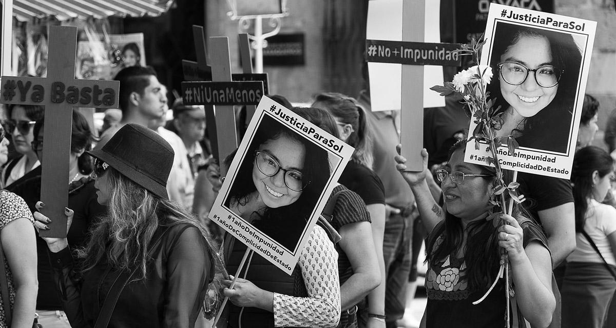 Existe impunidad en 98% de feminicidios en Oaxaca | El Imparcial de Oaxaca