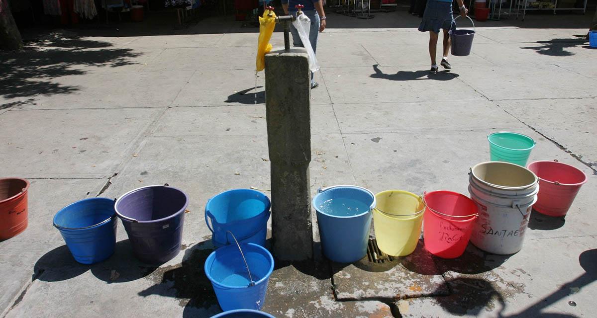 Cumplen 6 meses sin agua en San Francisco Tutla | El Imparcial de Oaxaca