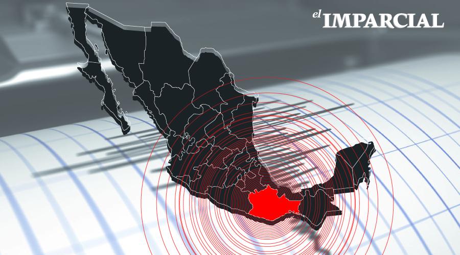 Se registra sismo de 4.9 en la Costa de Oaxaca   El Imparcial de Oaxaca