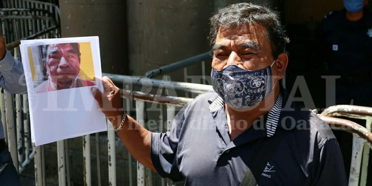 Periodista oaxaqueño exige justicia por agresión | El Imparcial de Oaxaca