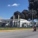 Video: Reportan fuerte incendio en la maquiladora Chrom Industries de Reynosa