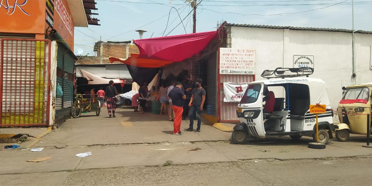 Analizan reapertura de comercios en Juchitán | El Imparcial de Oaxaca