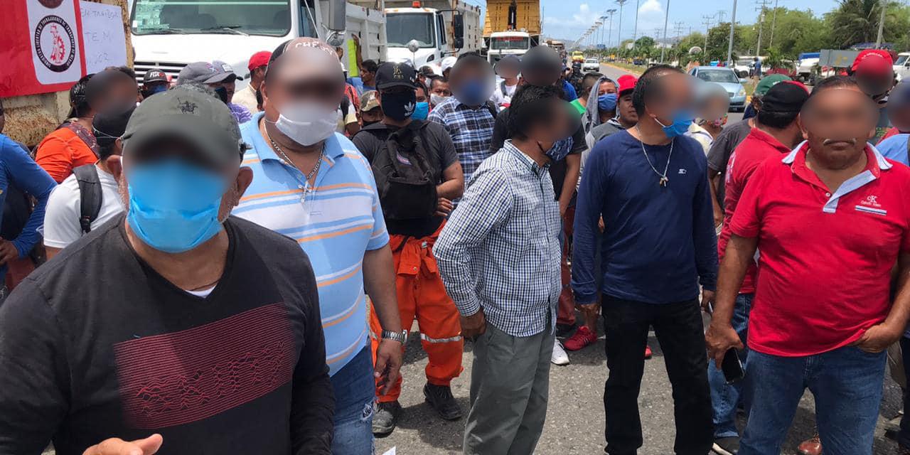 CTM lucha por la unidad en Salina Cruz | El Imparcial de Oaxaca