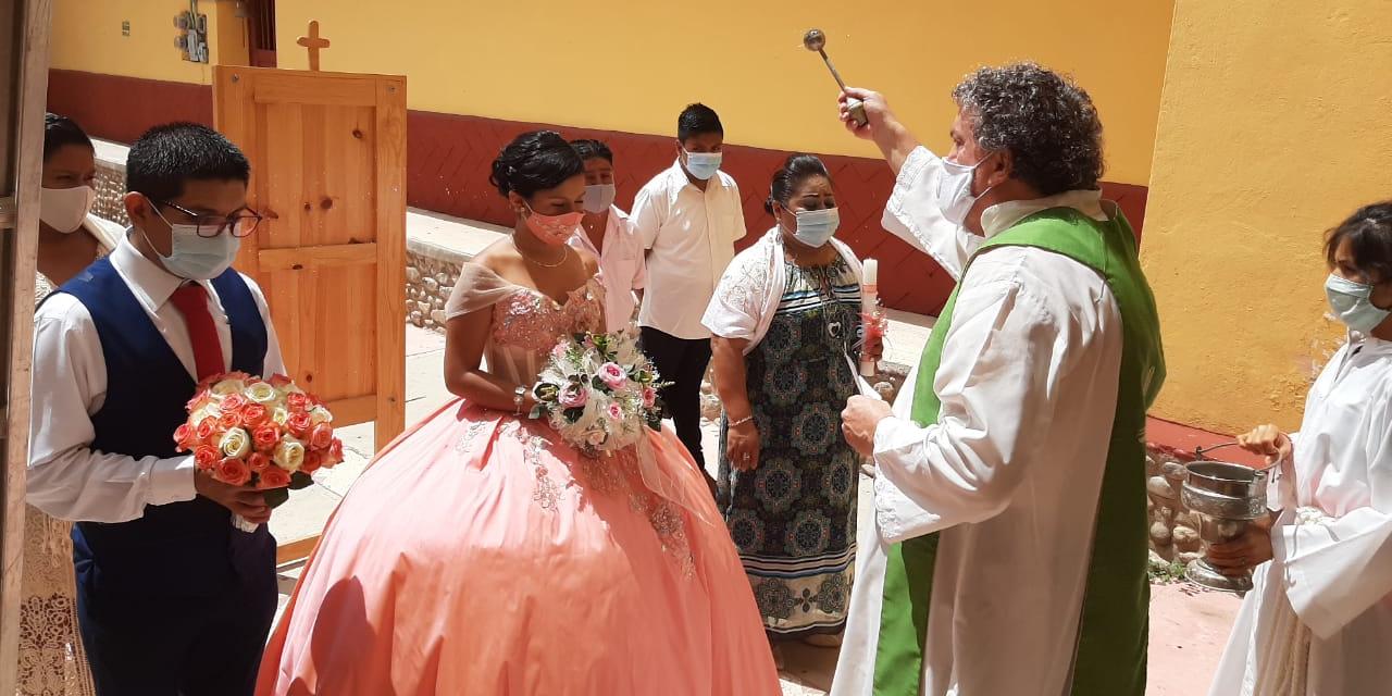 Inolvidable fiesta de XV años de Joanna Juliette | El Imparcial de Oaxaca
