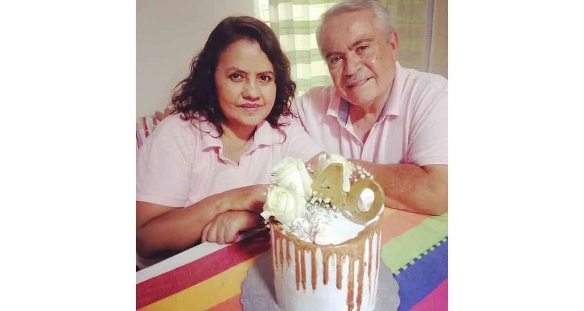 José y Letizia celebran 40 años de matrimonio