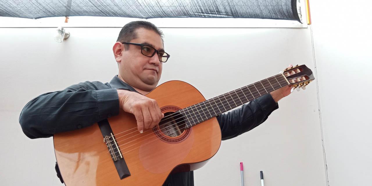 Los Amantes de la Guitarra preparan su nuevo disco