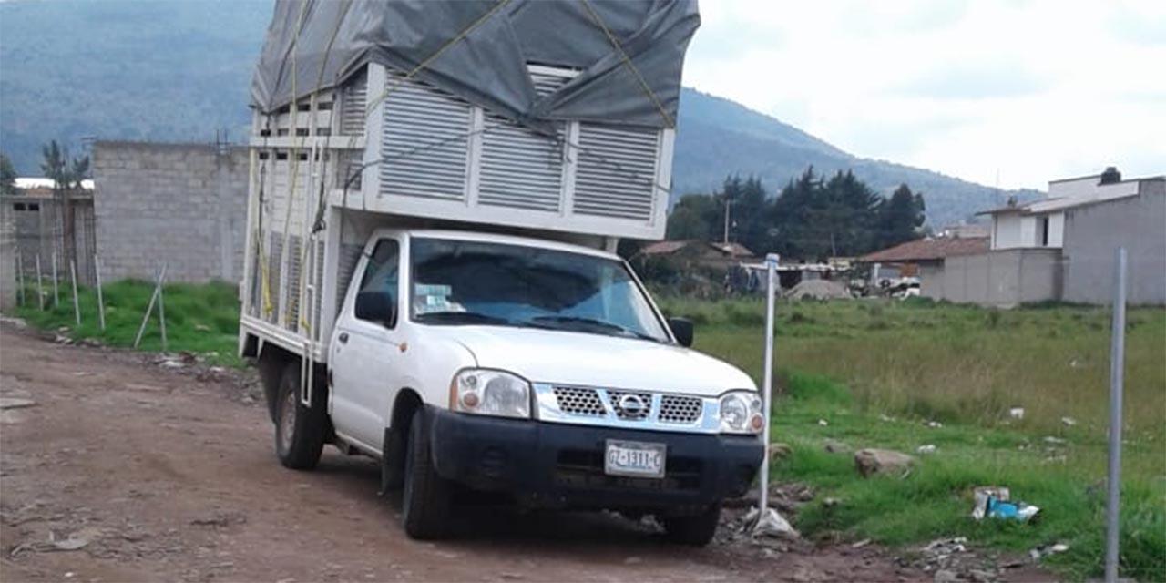 Roban camioneta en vía Huajuapan-Juxtlahuaca   El Imparcial de Oaxaca