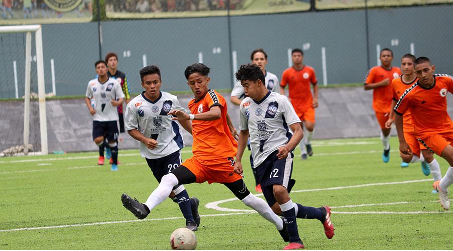 Gana Club Dragones FC a Tehuacán en arranque de la Liga TDP | El Imparcial de Oaxaca