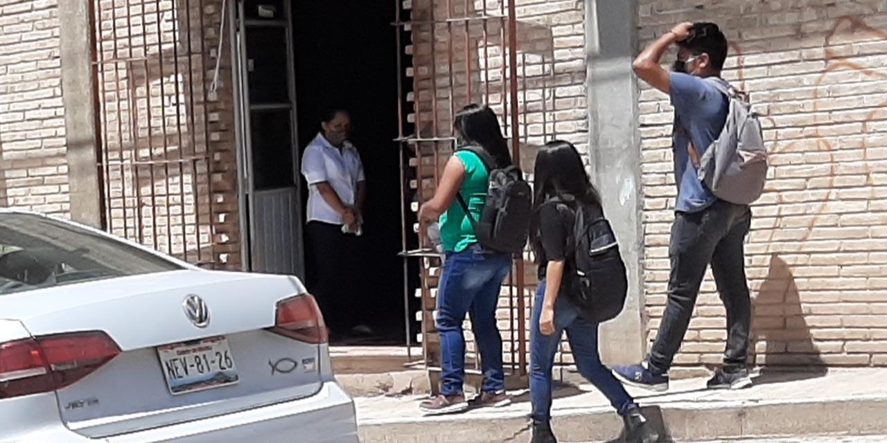 Universidad Bienestar de Cuicatlán reanuda actividades | El Imparcial de Oaxaca