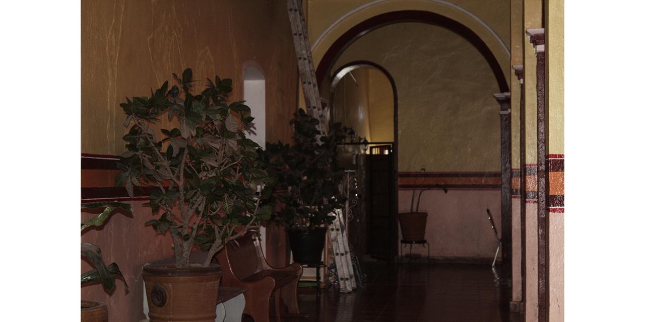 Encuentran túnel en anexos de Catedral de Huajuapan | El Imparcial de Oaxaca