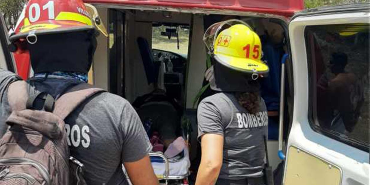 Accidente de tránsito en Huajuapan deja un herido | El Imparcial de Oaxaca