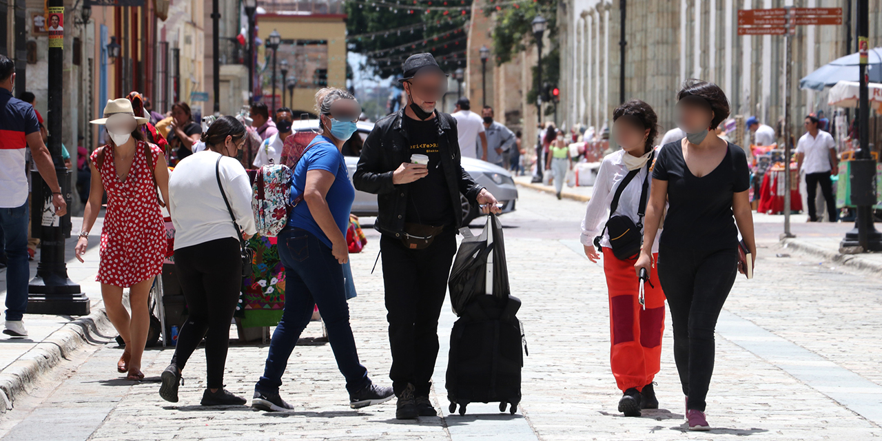 Oaxaca acumula 16 mil contagios de Covid-19 | El Imparcial de Oaxaca