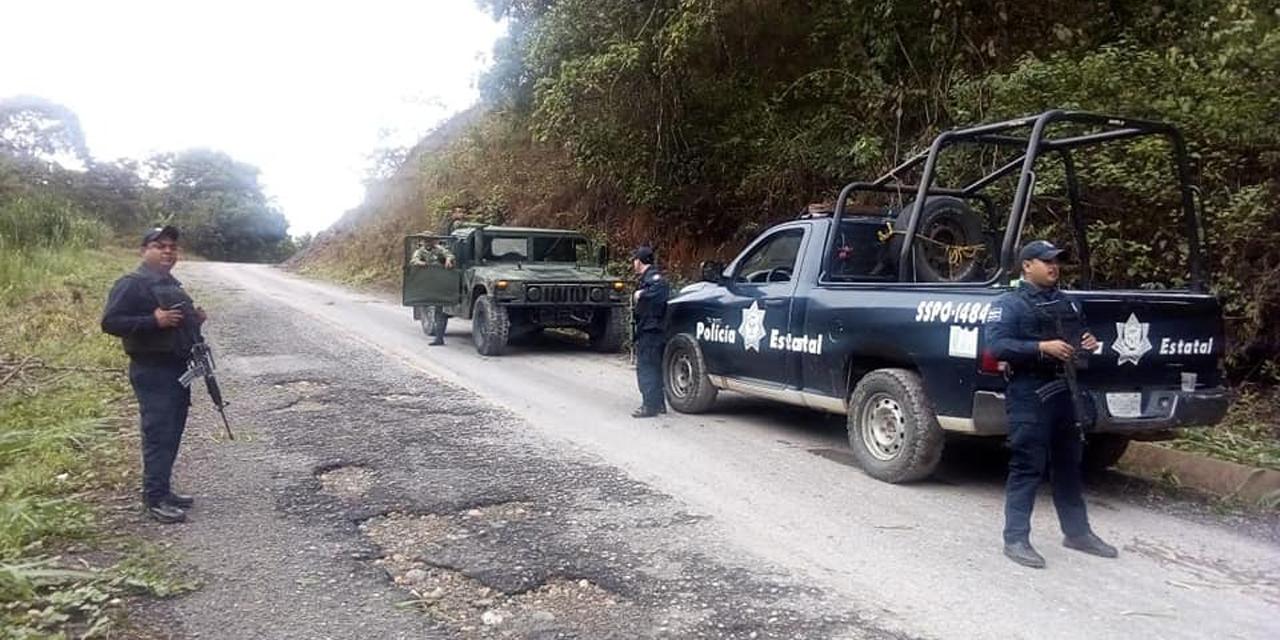 Asesinan a autoridades de Sitio del Palmar en emboscada en la Sierra Sur | El Imparcial de Oaxaca