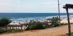 Reabren playas en Tehuantepec