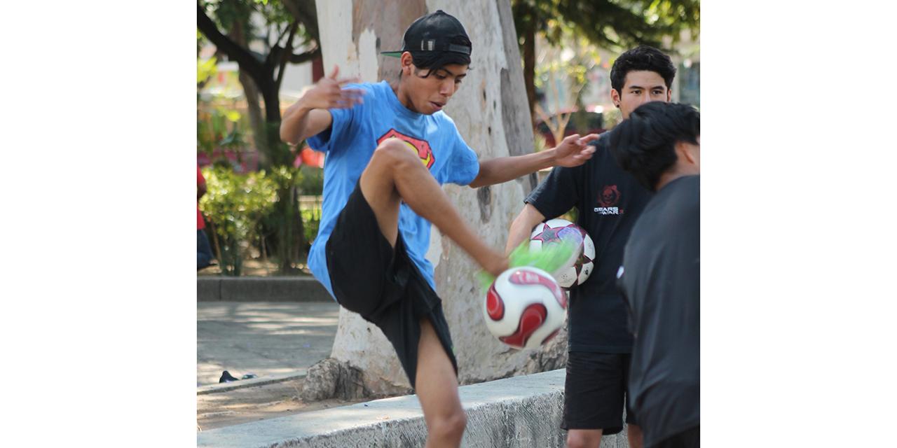 Concurso de dominadas tiene respuesta positiva | El Imparcial de Oaxaca
