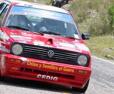"""Confirma """"El Cuerudo"""" al Rally Patrio"""