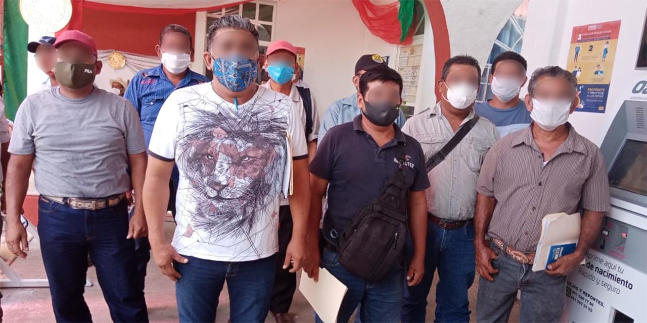 24 agencias de Matías Romero exigen recurso público | El Imparcial de Oaxaca