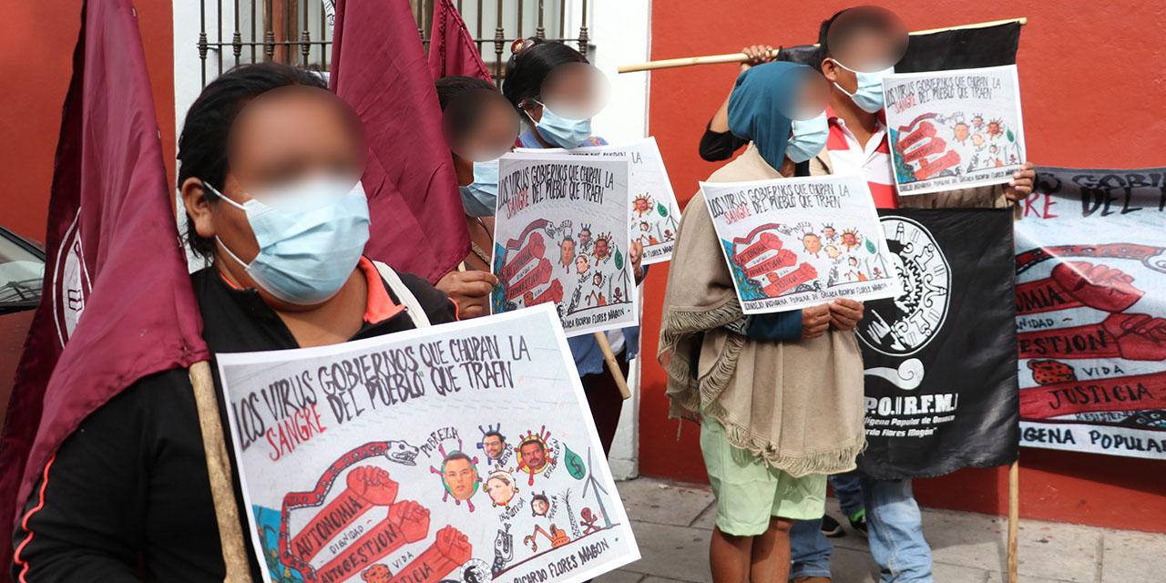Día de protestas en la capital oaxaqueña   El Imparcial de Oaxaca