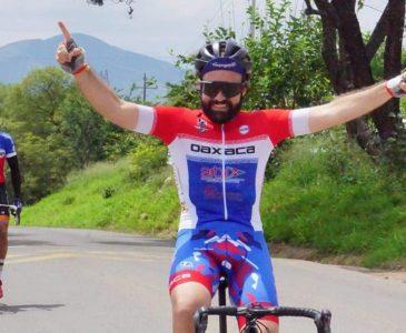 Diego Jiménez se impuso en ruta de 120 kilómetros