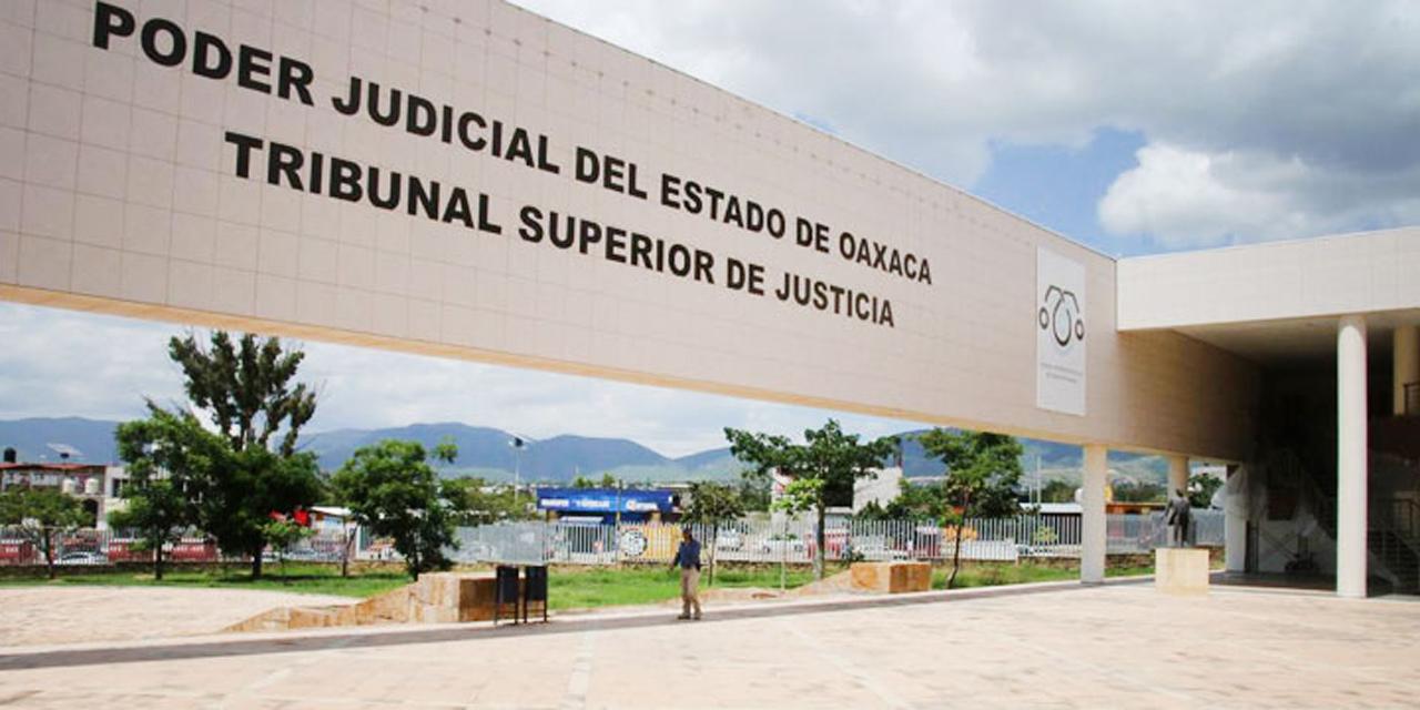 Poder Judicial del Estado de Oaxaca no está paralizado | El Imparcial de Oaxaca