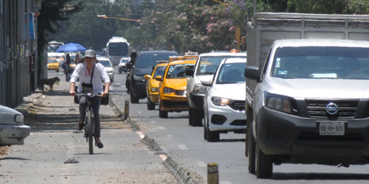 Piden garantizar vialidades dignas en Oaxaca | El Imparcial de Oaxaca