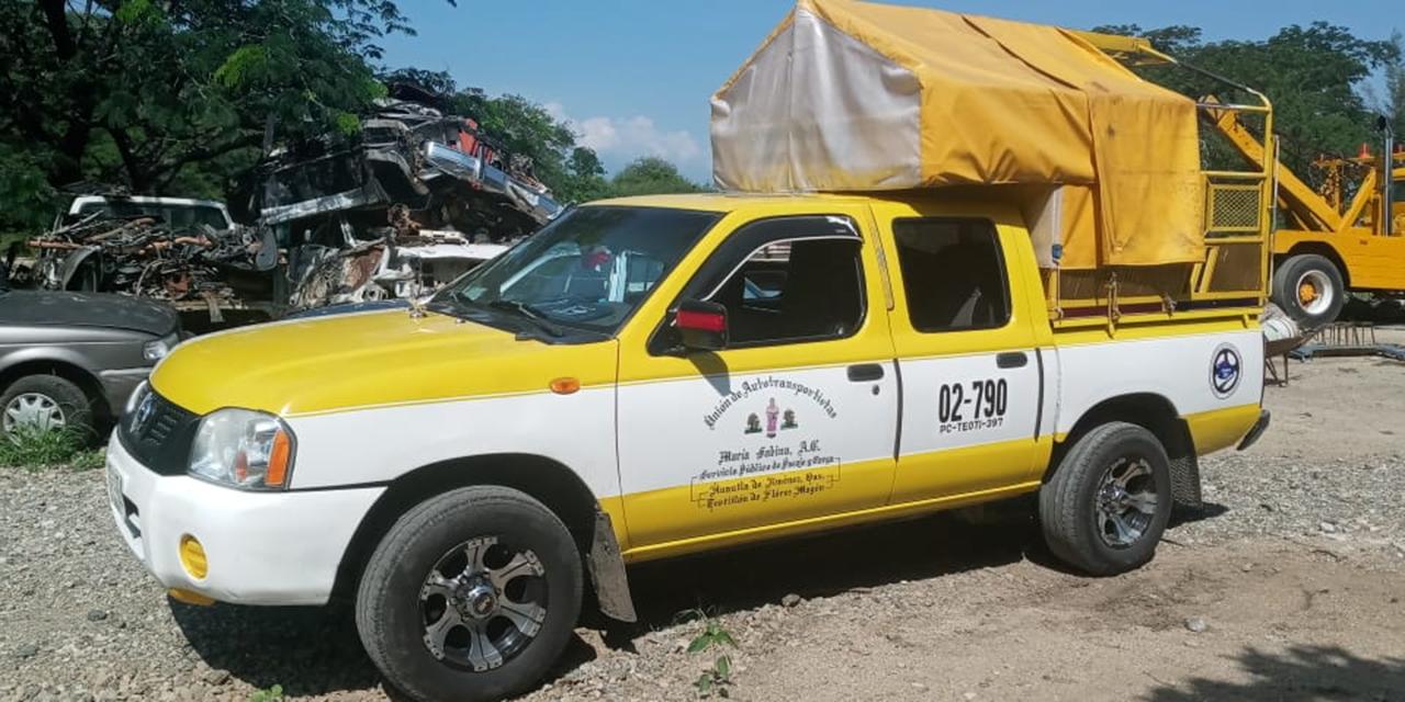 Aseguran tres autos con reporte de robo en La Cañada | El Imparcial de Oaxaca