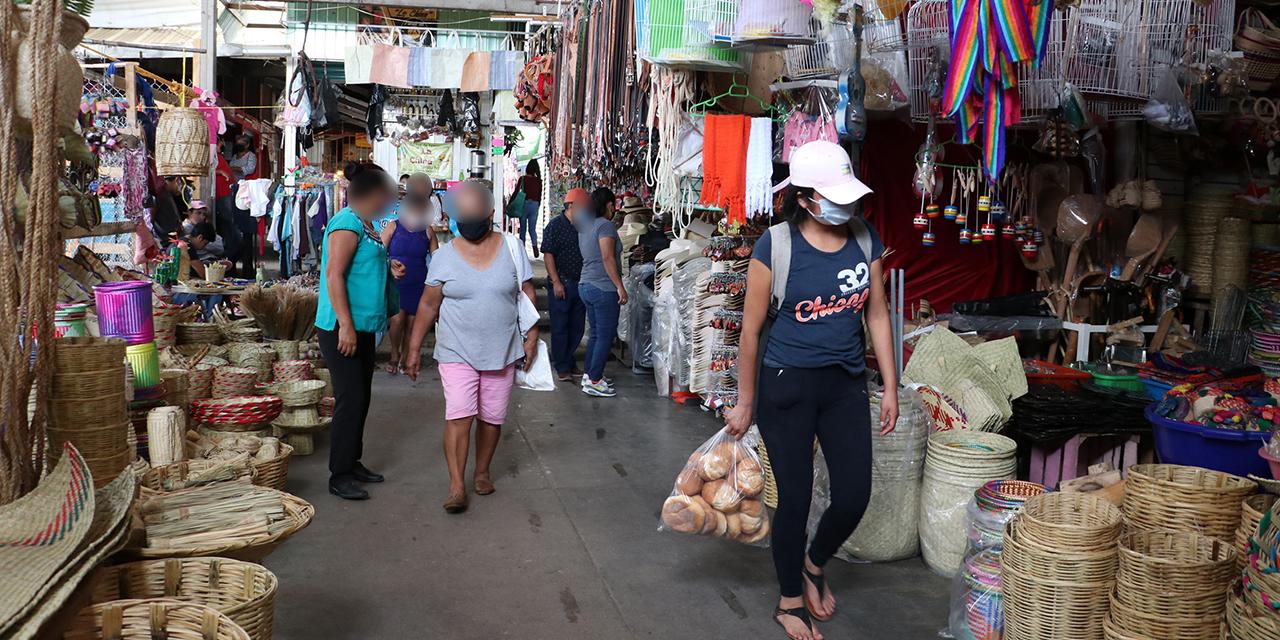 Comerciantes de la Central de Abasto, sin ventas ni reubicación | El Imparcial de Oaxaca