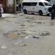 Baches inundan calles y avenidas de la capital oaxaqueña